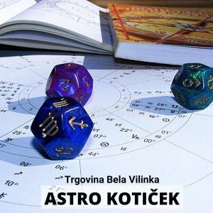 Astro kotiček