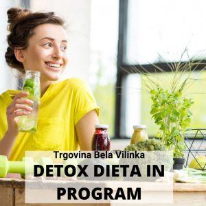 Detox dieta program