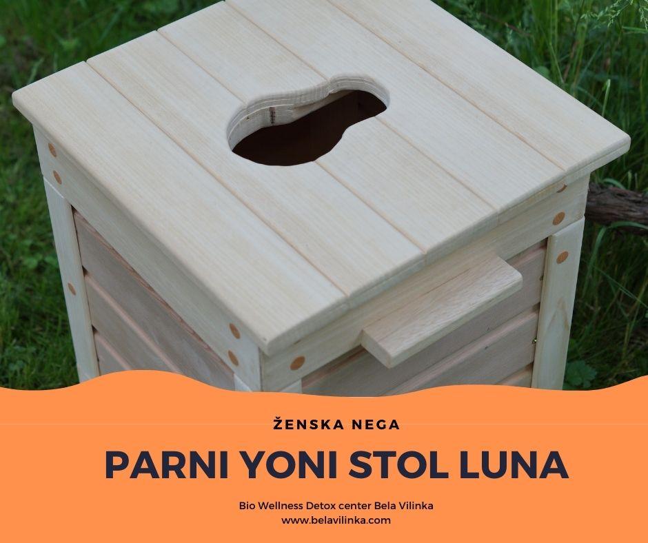PARNI YONI STOL LUNA
